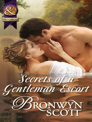 cover image of Secrets of a Gentleman Escort