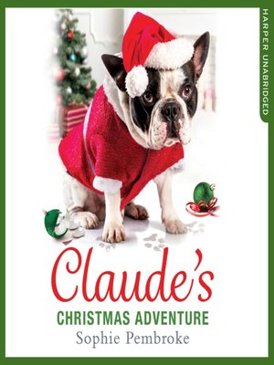 cover image of Claude's Christmas Adventure
