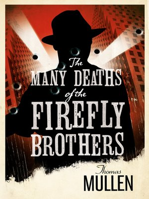 cover image of The Many Deaths of the Firefly Brothers