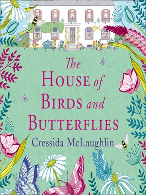 cover image of The House of Birds and Butterflies
