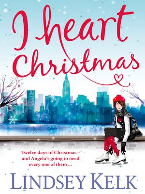 cover image of I Heart Christmas