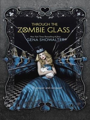 cover image of Through the Zombie Glass