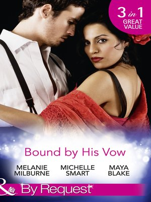 cover image of Bound by His Vow