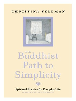 cover image of The Buddhist Path to Simplicity