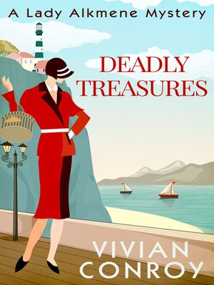 cover image of Deadly Treasures