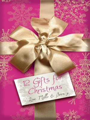 cover image of 12 Gifts for Christmas