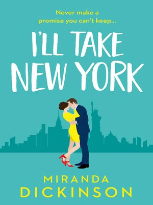 cover image of I'll Take New York