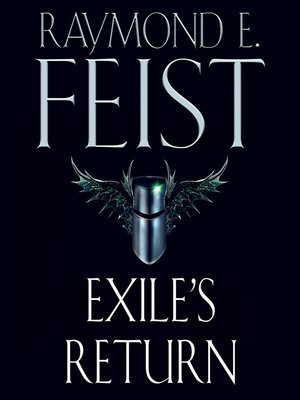 cover image of Exile's Return (Conclave of Shadows, Book 3)