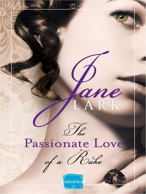 cover image of The Passionate Love of a Rake