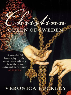 cover image of Christina Queen of Sweden