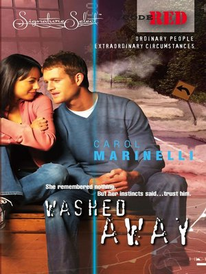 cover image of Washed Away