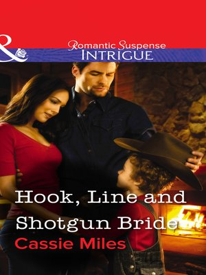 cover image of Hook, Line and Shotgun Bride
