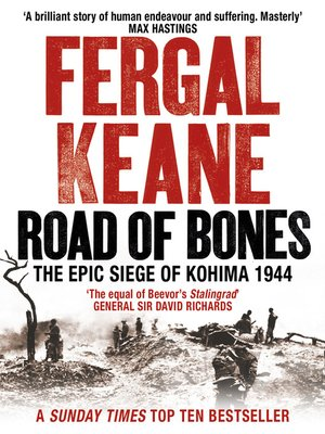 cover image of Road of Bones