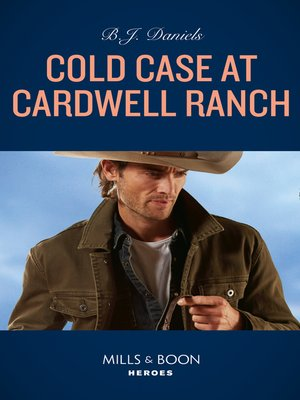 cover image of Cold Case At Cardwell Ranch