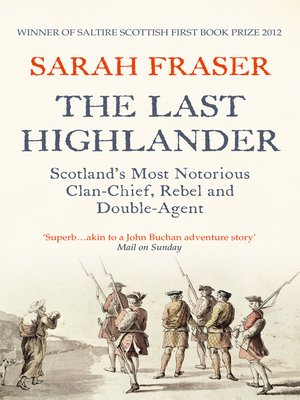 cover image of The Last Highlander