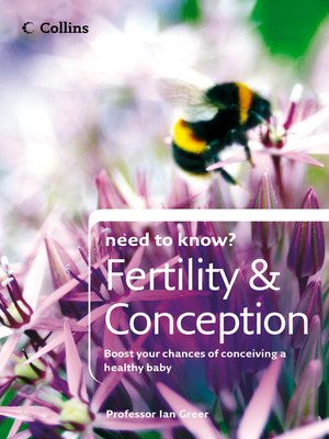 cover image of Fertility and Conception