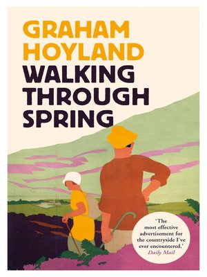 cover image of Walking Through Spring