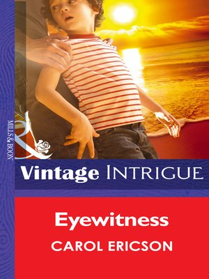 cover image of Eyewitness