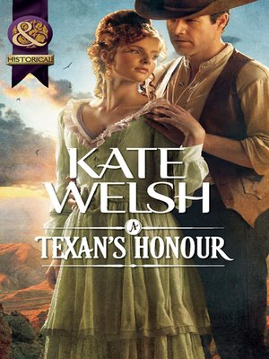cover image of A Texan's Honour