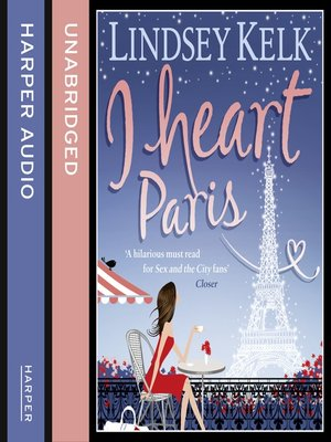 cover image of I Heart Paris