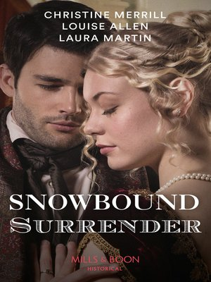 cover image of Snowbound Surrender