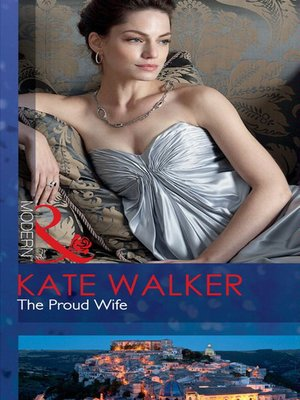 cover image of The Proud Wife