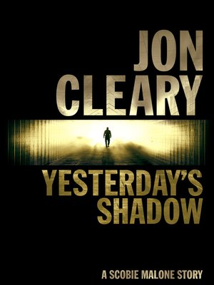 cover image of Yesterday's Shadow