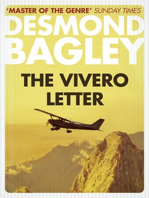 cover image of The Vivero Letter