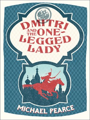 cover image of Dmitri and the One-Legged Lady