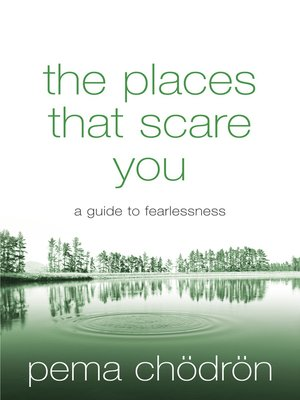 cover image of The Places That Scare You