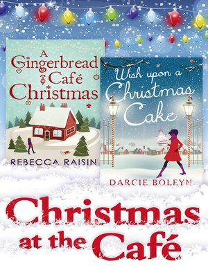 cover image of Christmas At the Café