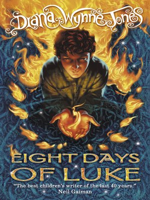 cover image of Eight Days of Luke