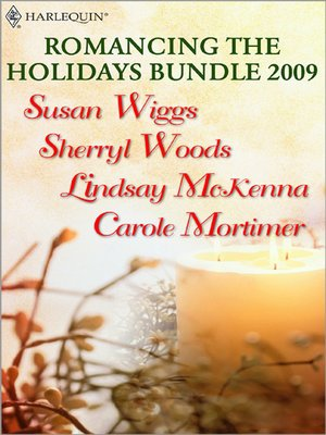 cover image of Romancing the Holidays Bundle 2010