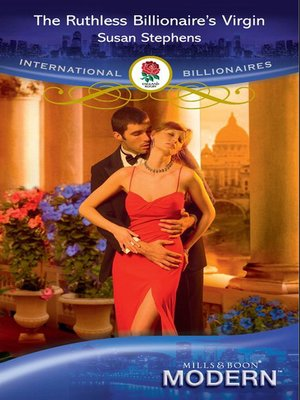 cover image of The Ruthless Billionaire's Virgin