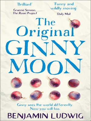 cover image of The Original Ginny Moon
