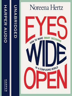 cover image of Eyes Wide Open