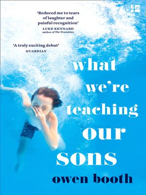cover image of What We're Teaching Our Sons