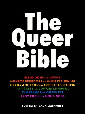 cover image of The Queer Bible