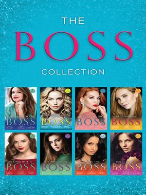 cover image of The Boss Collection