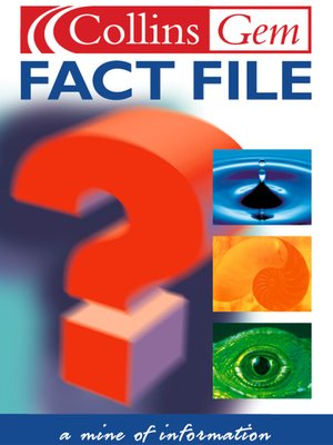 cover image of Fact File (Collins Gem)