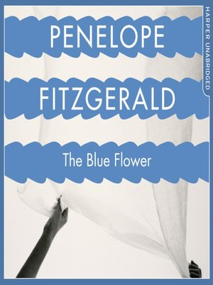 cover image of The Blue Flower
