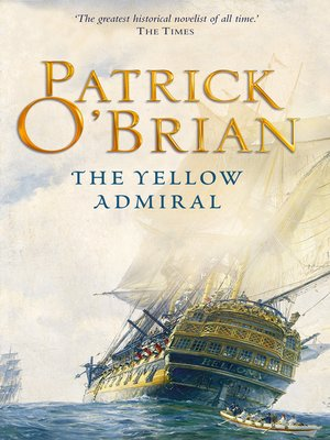 cover image of The Yellow Admiral