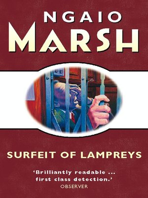 cover image of Surfeit of Lampreys