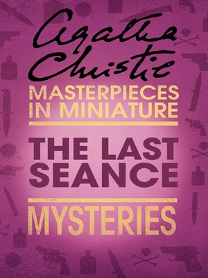 cover image of The Last Séance