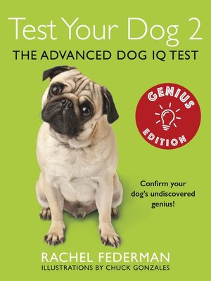 cover image of Test Your Dog 2: Genius Edition