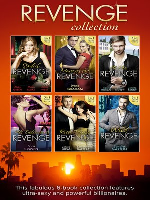 cover image of The Revenge Collection