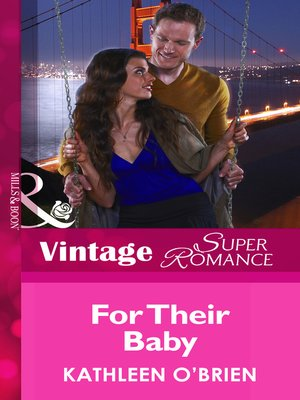 cover image of For Their Baby