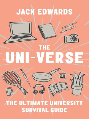 cover image of The Ultimate University Survival Guide