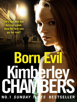 cover image of Born Evil