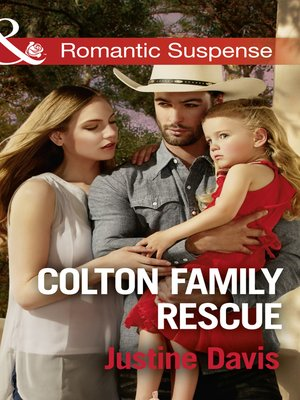 cover image of Colton Family Rescue